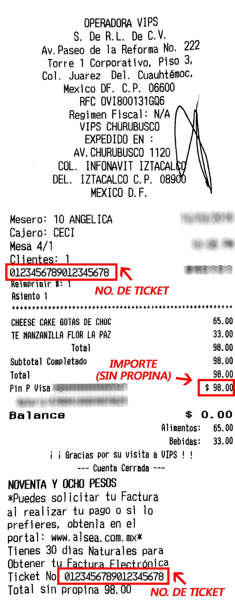Italianni's-facturacion-ticket