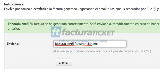 Facturacion Aeromexico 6