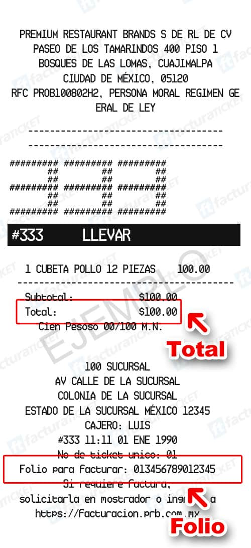 TICKET-KFC-PRB-FACTURACION
