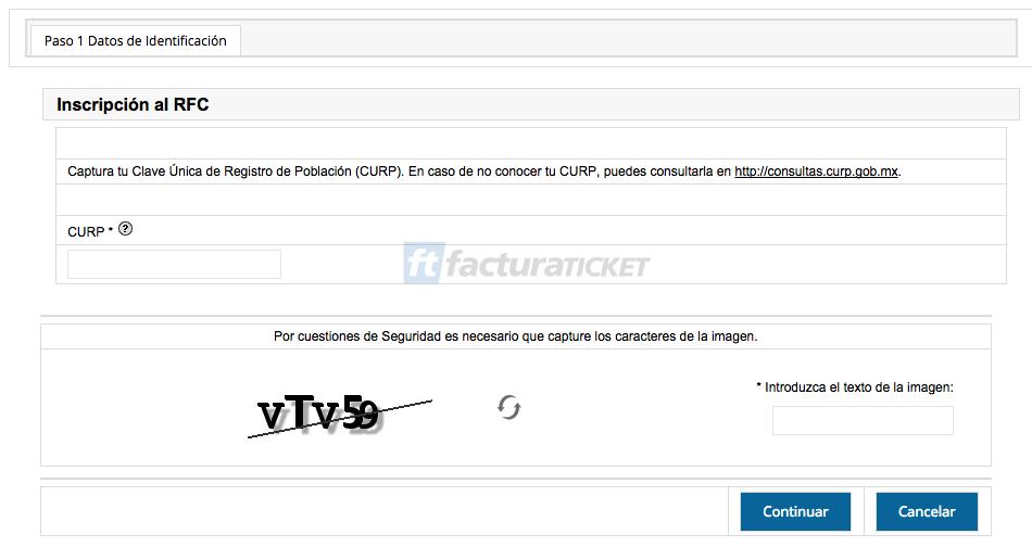 COMO SABER MI RFC 1 CALCULO DE RFC COMPROBAR RFC EN EL SAT