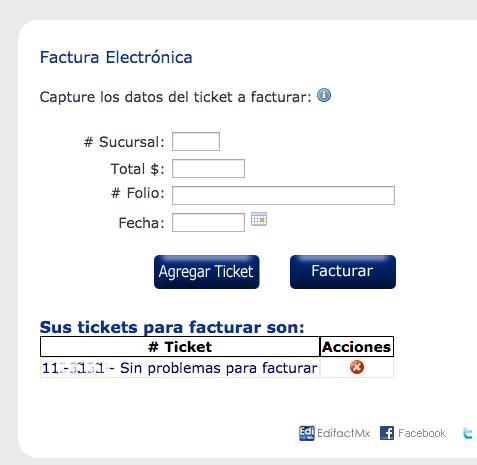 FACTURACION TIENDAS EXTRA 0