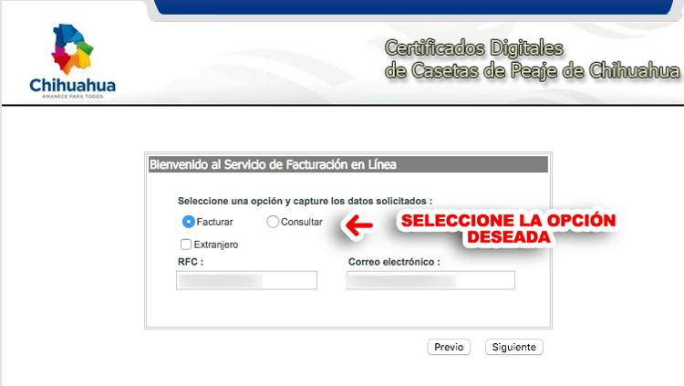 ICASETAS CASETAS CHIHUAHUA FACTURACION 0