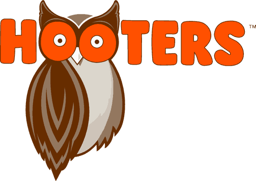 Hooters Logo Factura