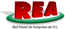 REA Red Estatal de Autopistas Facturacion Logo V