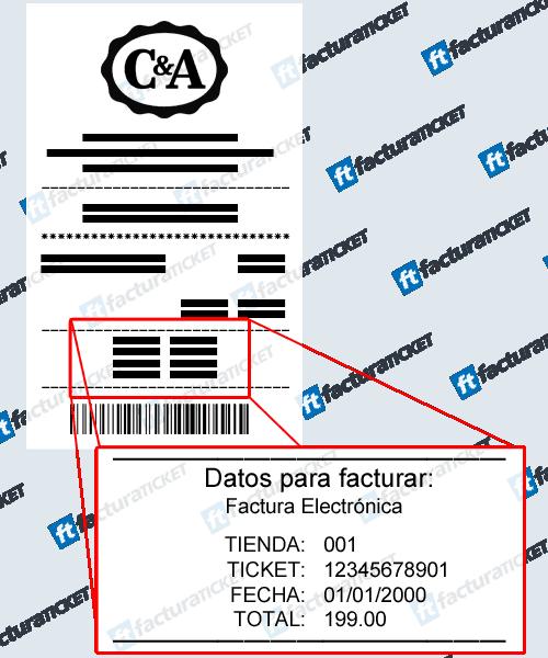 Ticket-de-C&A