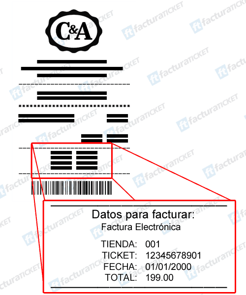 Ticket-de-C&A