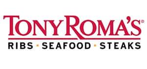 Tony Romas Facturacion Logo V