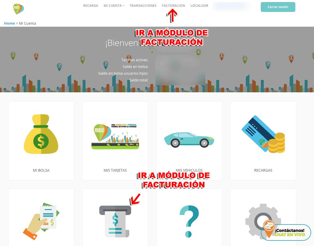 MUEVECIUDAD ECOPARQ FACTURACION PARQUIMETROS CDMX MONEDERO Y MONEDAS 2