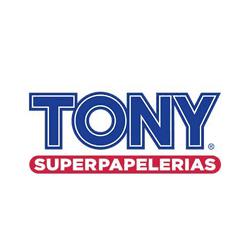 PAPELERIA TONY FACTURACION LOGO H