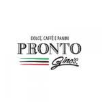 PRONTO GINO'S FACTURACION LOGO H